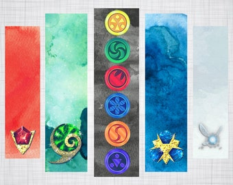 Zelda Bookmarks