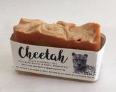 Handmade soap. Exclusively crafted for CCF.