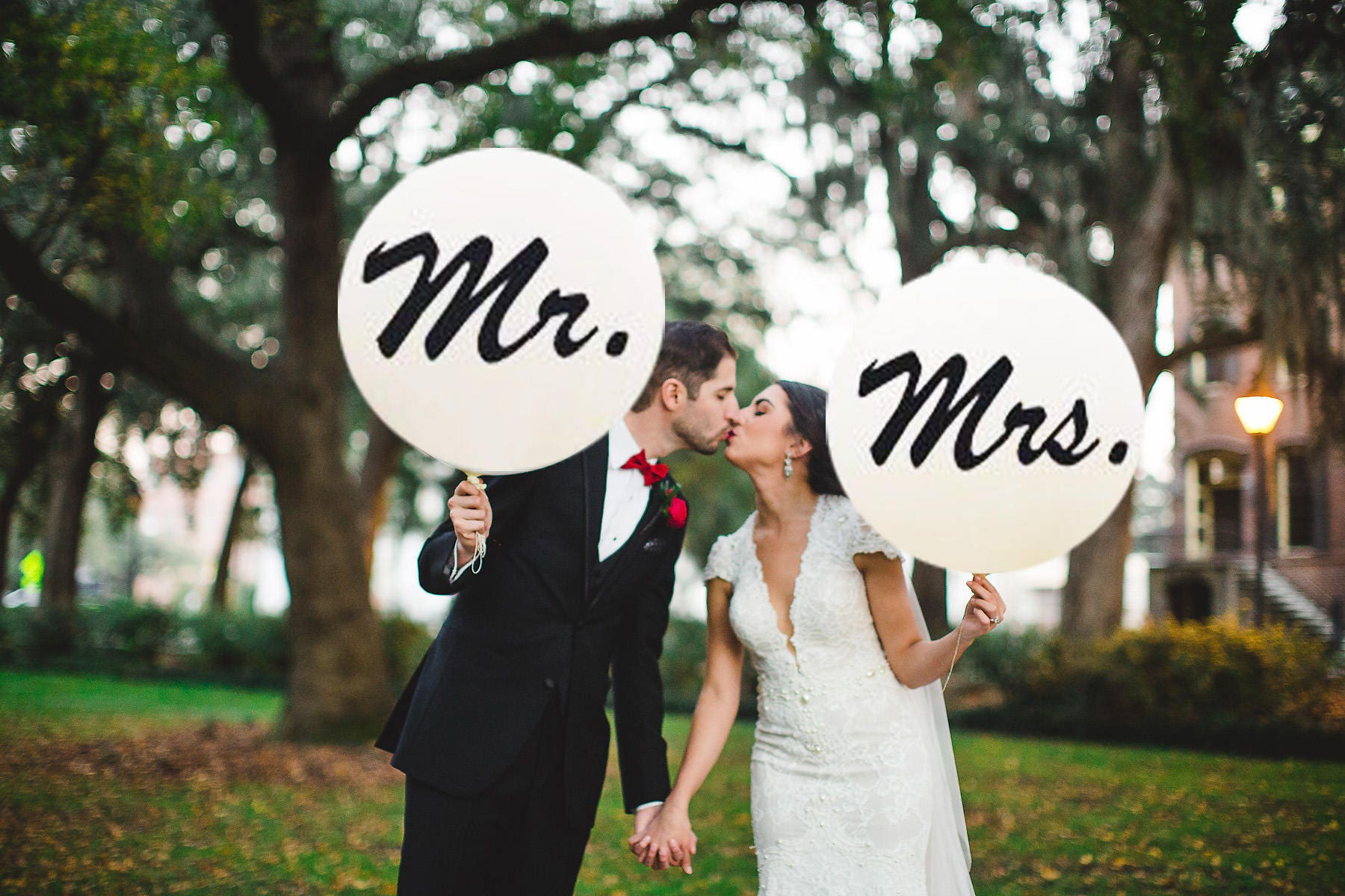"""Mr Mrs Balloons Wedding Party 36"""" Event Engagement Decor"""
