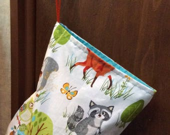 Forest Friends Litter Bag