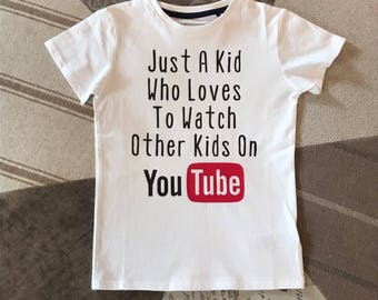 Youtube Tshirt