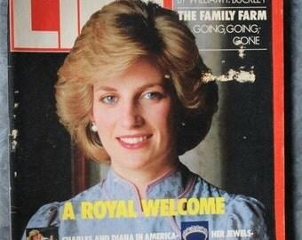 Life  Magazine, November  1985 , Sailing the Pacific , William F. Buckley