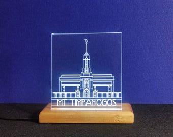 LDS Mount Timpanogos Temple