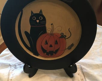 Black Cat and Jack Plate