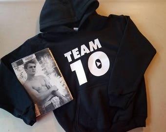 Team 10 Jake Paul Unisex Hooded Pullover (Adult Sizes)