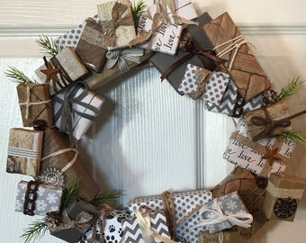 """The """"Gift"""" of Love Wreath"""
