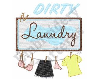 Dirty laundry | Etsy