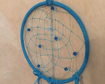 Blue Suede Dreams DreamCatcher
