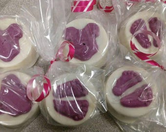Chocolate covered oreos, I can do any color any theme !