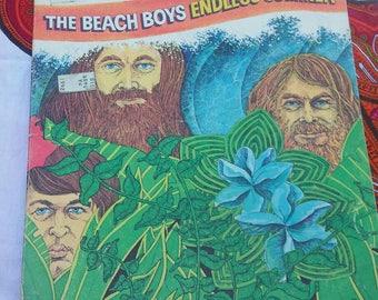 ORIGINAL Beach Boys ENDLESS SUMMER Songbook
