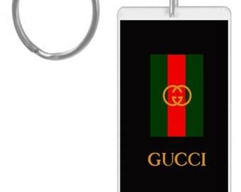 Handmade Plastic Gucci Keyrings
