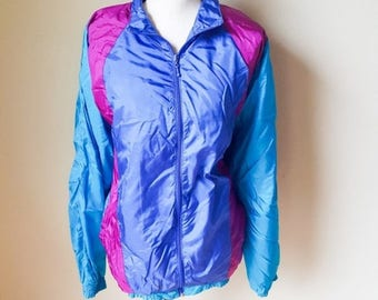 Vintage MacGregor Long Sleeve Windbreaker Jacket