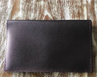 Auburn Brown Wallet