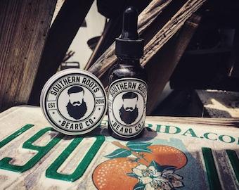 Beard Balm 1oz Sweet Florida Orange scent