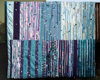 Unique Design Artistic Textile Art, Contemporary Textile Art, Modern Fiber Art, Original Artwork, Fine Art