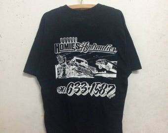 Vintage 90's Fruit Of The Loom T-Shirts Size L