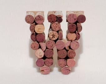 "5"" Wine Cork Letter (A-Z)"