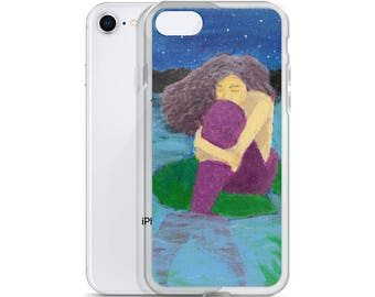 The Lost Mermaid iPhone Case For iPhone X, 6/6S, 6/6S Plus, 7/8, 7/8 Plus