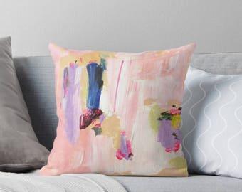 Pink Decorative Pillows - Decorative pillow covers - Enjoy FREE Shipping