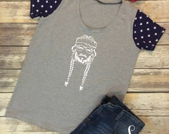 All American Willie Tee