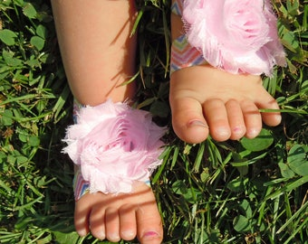 Barefoot Baby Sandals - Small