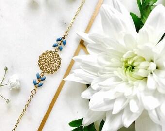 Thin gold bracelet, Minimalist Bracelet, Bridesmaid Bracelet