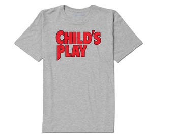 Childs Play Chucky T Shirt Clothes Many Sizes Colors Custom Horror Halloween Merch Massacre