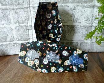 Cute little coffin shaped trinket box, Jewllery box, Halloween box
