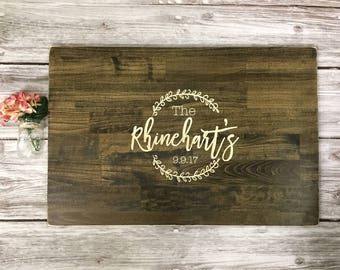 Guest Book Alternative | Unique wedding Guestbook | Wedding Guestbook | Wood Guestbook Sign | Beautifully Engraved Wedding Guestbook | Bride