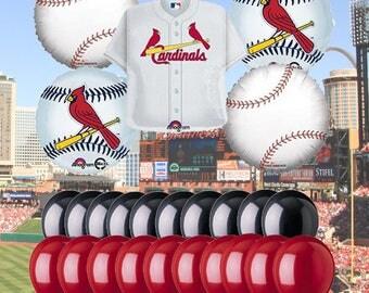 St. Louis Cardinals Balloon Kit