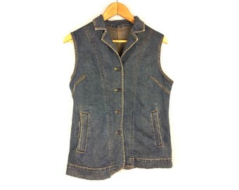 Mc GREGOR Sportwear Vest Jeans Jackets Large Size