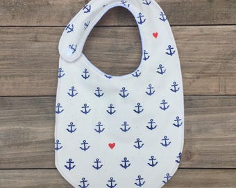 Anchors & Hearts || Ahoy Matey Collection