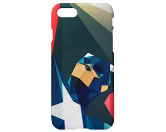 Captain America iPhone 7 case iPhone 7 plus iPhone 6s case iPhone 6 iPhone 6s plus iPhone 6 plus iPhone 5s case iPhone SE iPhone 4s case