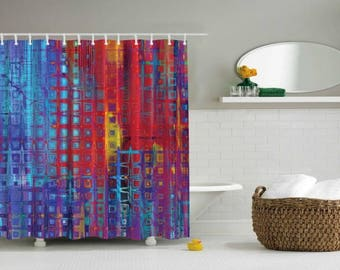 Hıgh Quality 3D Printed Shower Curtain Print Waterproof And Stain Proof  High Quality Express Shipping