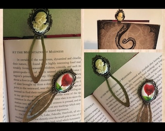 Cameo Bookmarks