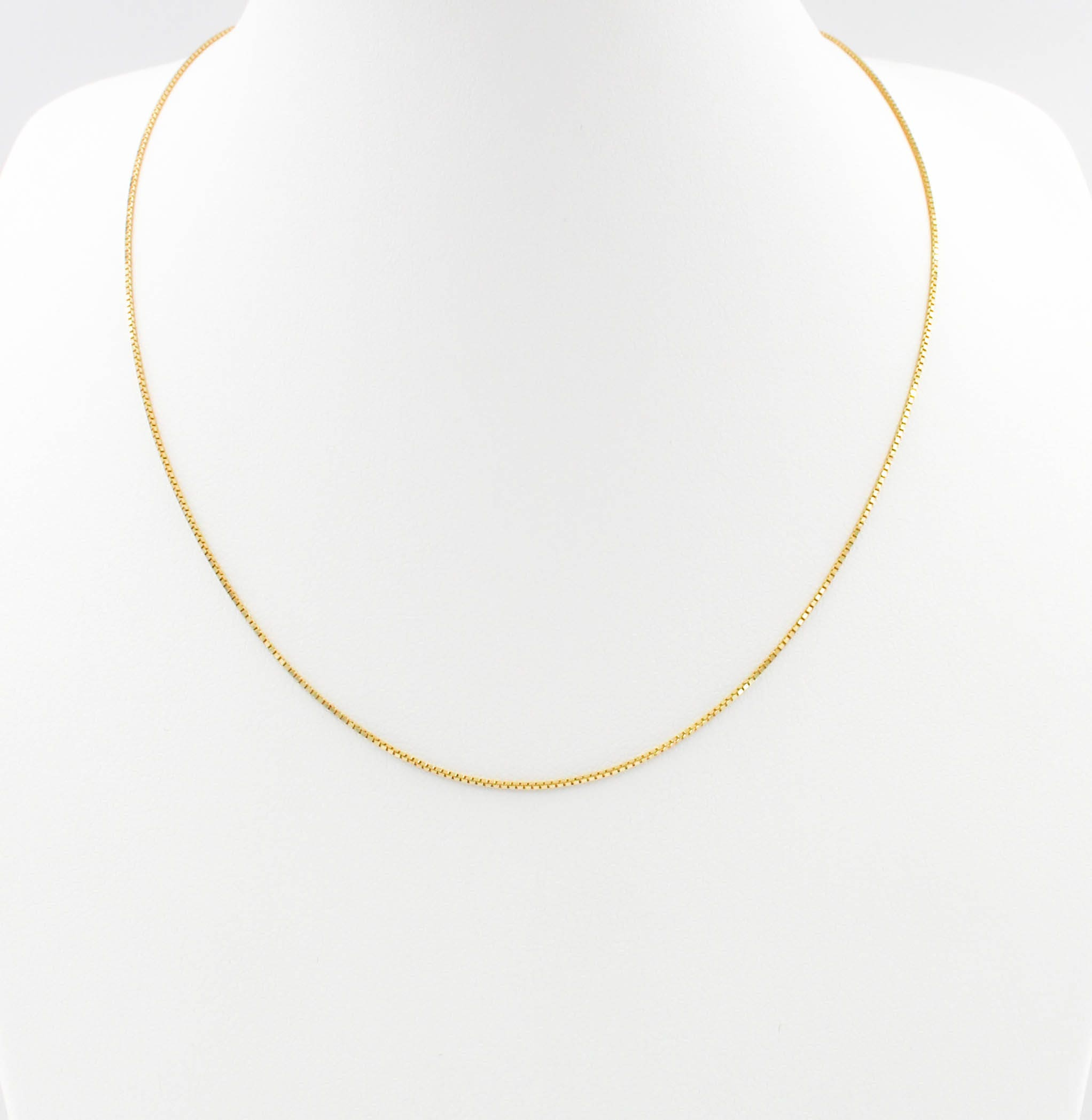 twisted row rondels chain jewelry yellow necklace gold chains products