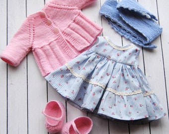 Clothes for Waldorf Dolls