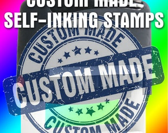Custom Stamp – Personalized Stamp – Rubber Stamps – Custom Rubber Stamp – Logo Stamp – Address Stamp – Business Stamp – Wedding Stamp