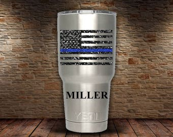 Police Rtic Etsy