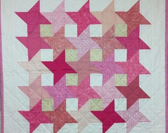 Friendship Star Wall Hanging Quilt
