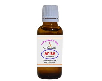 Anise Star Essential Oil Therapeutic Grade Free Shipping