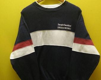 Vintage Sergio Tacchinni Sweatshirt Rare