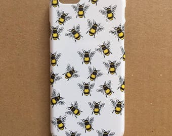 iPhone 6/6s Phone Case With Original Bumble Bee Design