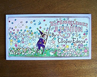The Starcleaner Reunion by Cooper Edens - Green Tiger Press - Children's Book