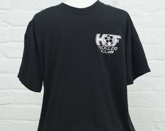 Men's 1990's Black t-shirt T-Shirt Vintage