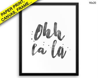 Oh Prints Oh Canvas Wall Art Oh Framed Print Oh Wall Art Canvas Oh French Art Oh French Print Oh Canvas Art Oh Prints Oh Canvas Wall Art La