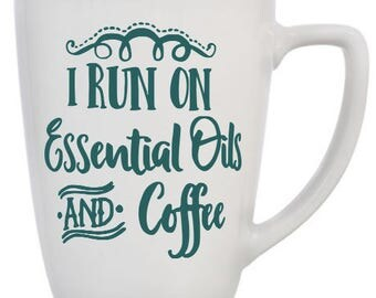 Essential Oils & Coffee