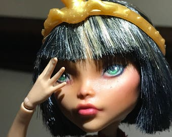 OOAK Monster High Cleo De Nile