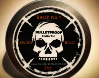 Bulletproof Beard Co. Batch No.1 Beard Balm