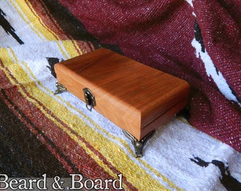 Cherry Jewelry & Keepsake Box
